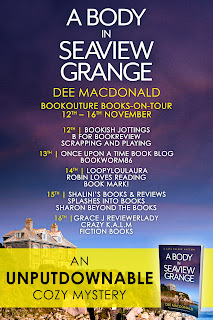 Seaview Grange blog tour