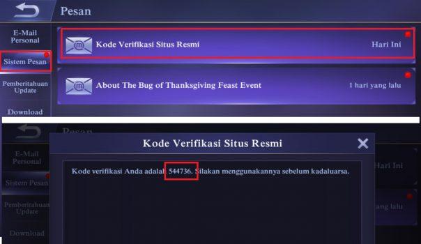 Cara Redeem Code Mobile Legend dengan Mudah - IlyasWeb