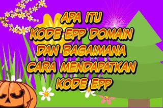 Apa itu kode EPP domain dan bagaimana cara mendapatkan kode EPP