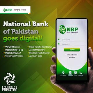 NBP Mobile app