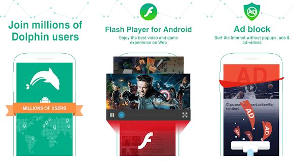 8 Aplikasi Browser Android Terbaik dan Tercepat 2018