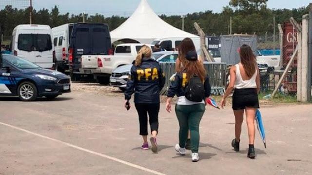 Rosario: desbarataron una red de prostitución VIP durante una carrera de Turismo Nacional