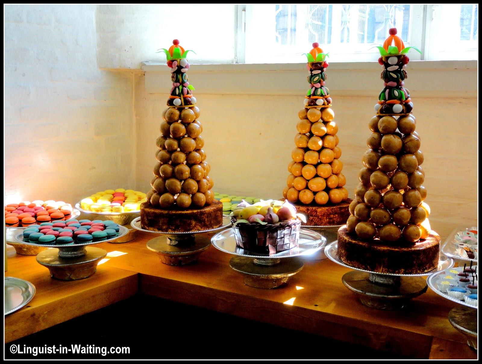 Palace Kitchen Dessert Menu
