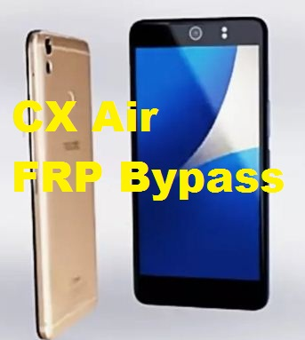 Tecno CX AIR Hard reset, FRP Google account bypass