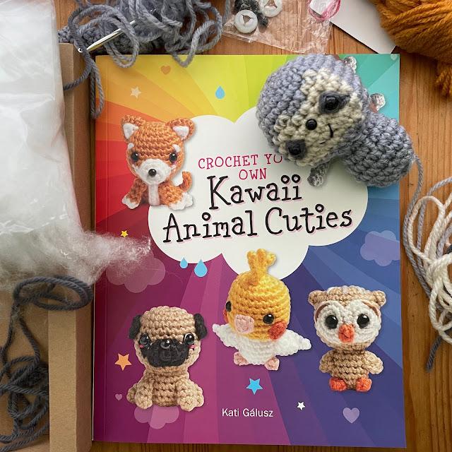 kawaii animals crochet