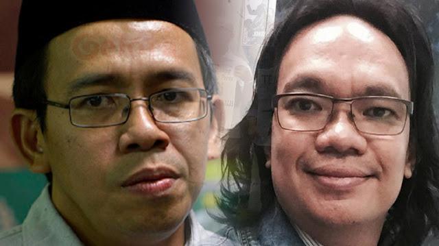Panas, Akhmad Sahal Tidak Sependapat dengan Twit Gus Nadir soal Cover Jokowi 'Pinokio'