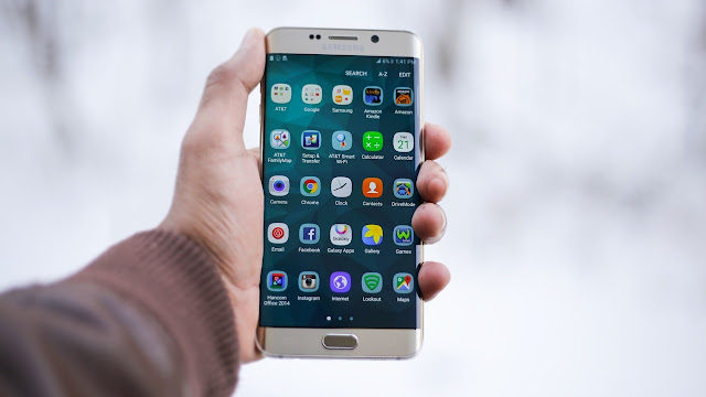 How to take Screenshot on Samsung's Devices