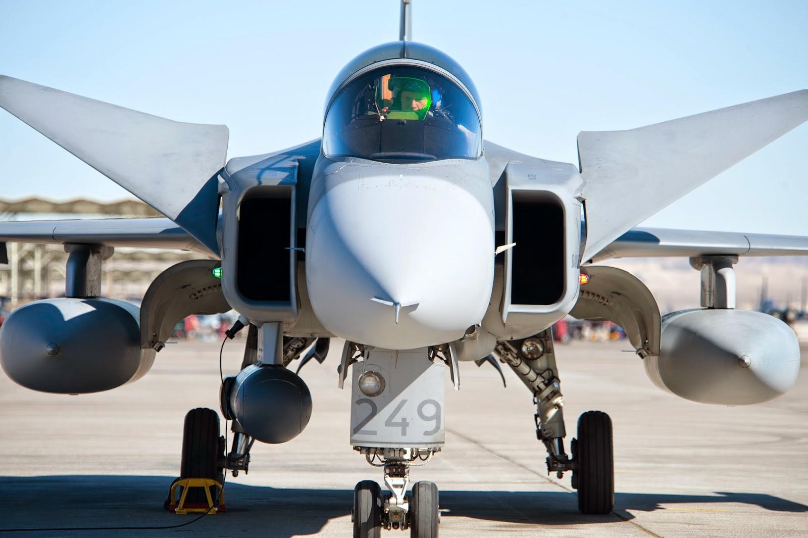 Jas Gripen Vs F-35