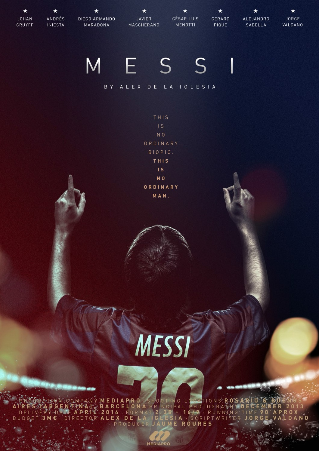 Messi 2014 - Full (HD)