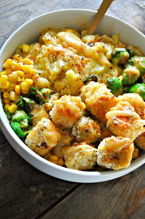 Vegan Mashed Potato Bowls