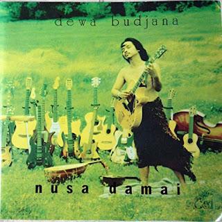 Dewa Budjana - 1997 - Nusa Damai