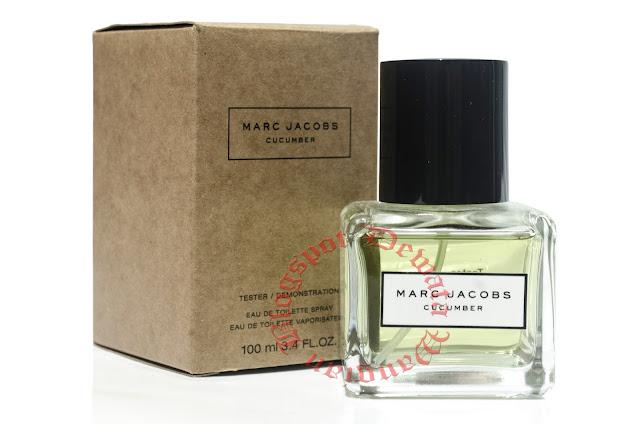 MARC JACOBS Splash Cucumber Tester Perfume