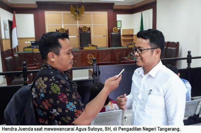 PT  Lee Cooper Indonesia di Gugat di Pengadilan Negeri Tangerang oleh CV Samijaya Perkasa Abadi
