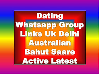 Dating Whatsapp Group Links GIRLS DATING WHATSAPP GROUP LINK Single Girls Whatsapp Group Links Singles Dating Girls Whatsapp Groups, Dating Whatsapp Number