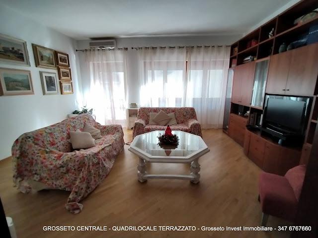Appartamento quadrilocale centrale - Grosseto Invest::di Luigi Ciampi::agenzia  immobiliare a Grosseto::Case in vendita e affitto