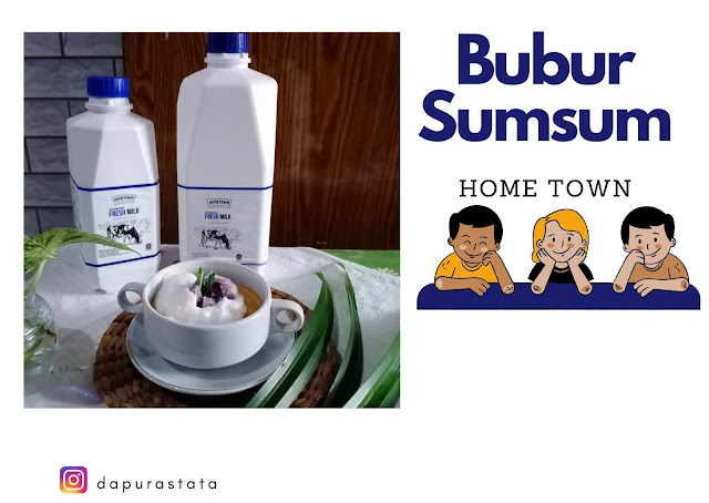 Resep Bubur Sumsum Home Town