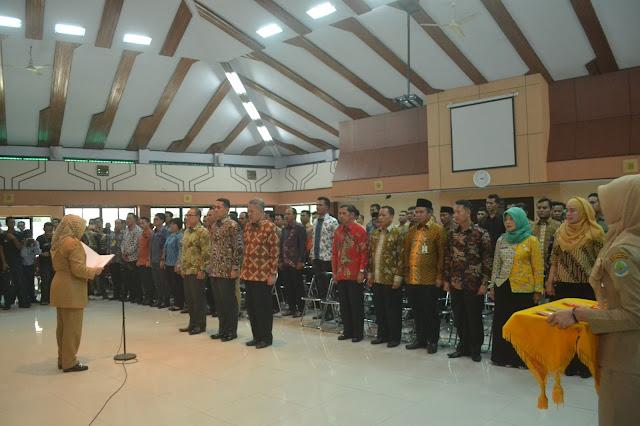 Tim Saber Pungli Subang Resmi Dibentuk