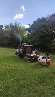 Restaurante espaço kids em Tiradentes