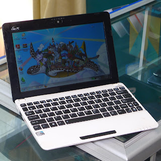 Laptop Asus EeePC 1015P Second di Malang