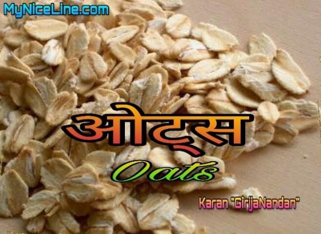 ओट्स के 7 लाभ या फायदे एवं औषधीय गुण | Top Benefits Of Oats In Hindi