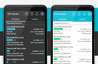 WiFi Warden (WPS Connect) v2.5.2  APK