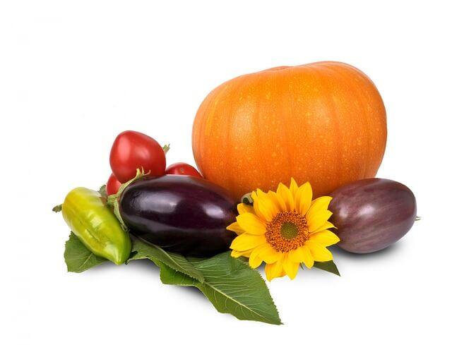 las hortalizas se adueñan de la gran parte del plato