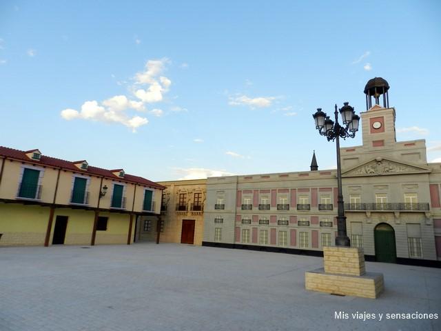 Plaza de España, Parque Europa, Torrejón de Ardoz (Madrid)