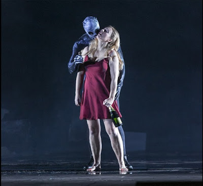 Korngold: Die tote Stadt - Manuela Uhla - Semperoper, Dresden (Photo David Baltzer)