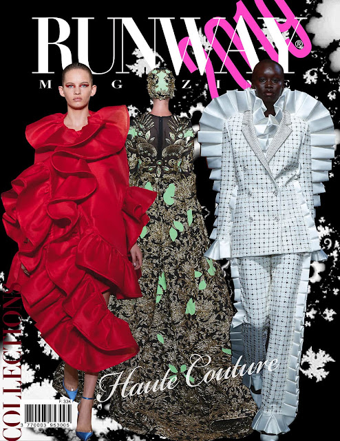 Runway Magazine 2019 - Paris Fashion Report - Haute-Couture