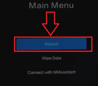 طريقة فرمتة واعادة ﺿﺒﻂ ﺍﻟﻤﺼﻨﻊ شاومي Hard Reset XIAOMI Redmi Note 9