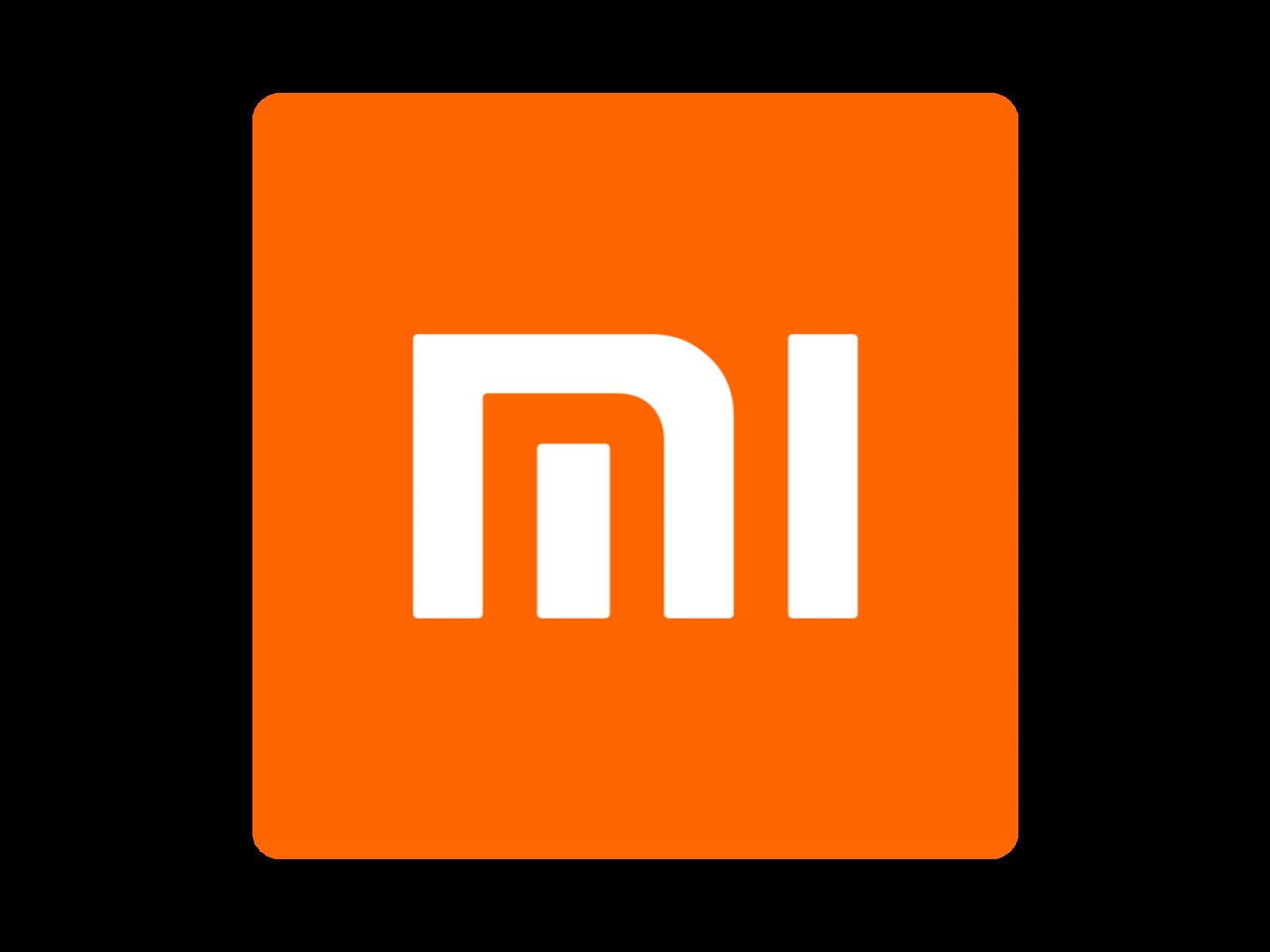 Logo Xiaomi Format PNG