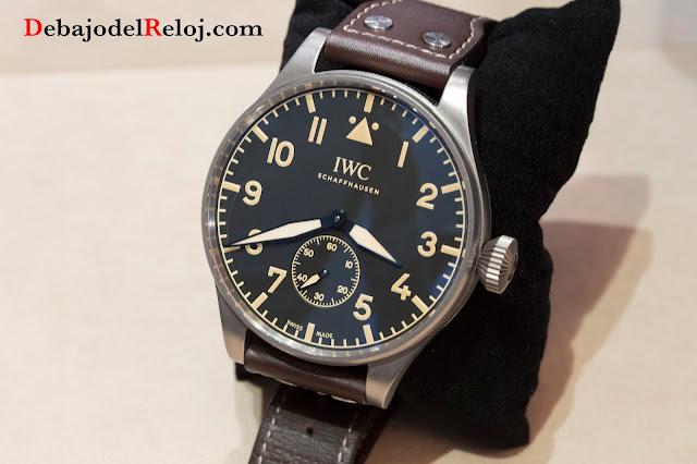 IWC Big PIlot Watch 55
