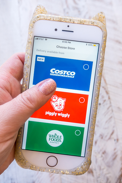 Shipt now at Costco - no Costco membership required! Get your groceries delivered directly to your door when you want them - even within an HOUR! Give yourself the gift of more family time and let Shipt do the shopping for you!