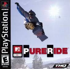 MTV Sports - Pure Ride - PS1 - ISOs Download