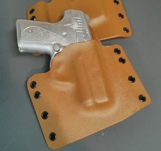 Kydex Holster for Sub-Compact Pistol