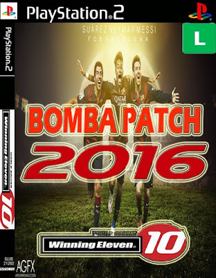 Download - Bomba Patch 2016 (PS2) Torrent e 4Shared