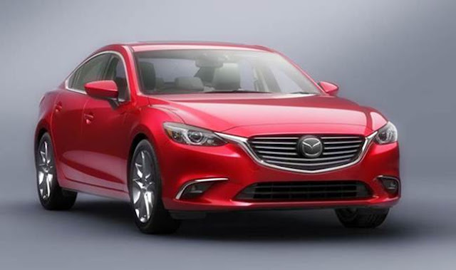 2018 Mazda 6 Coupe Redesign