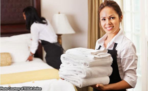 Hotel Housekeepers – Japan