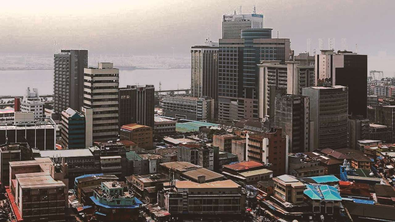 Nigeria city most richest nation in africa