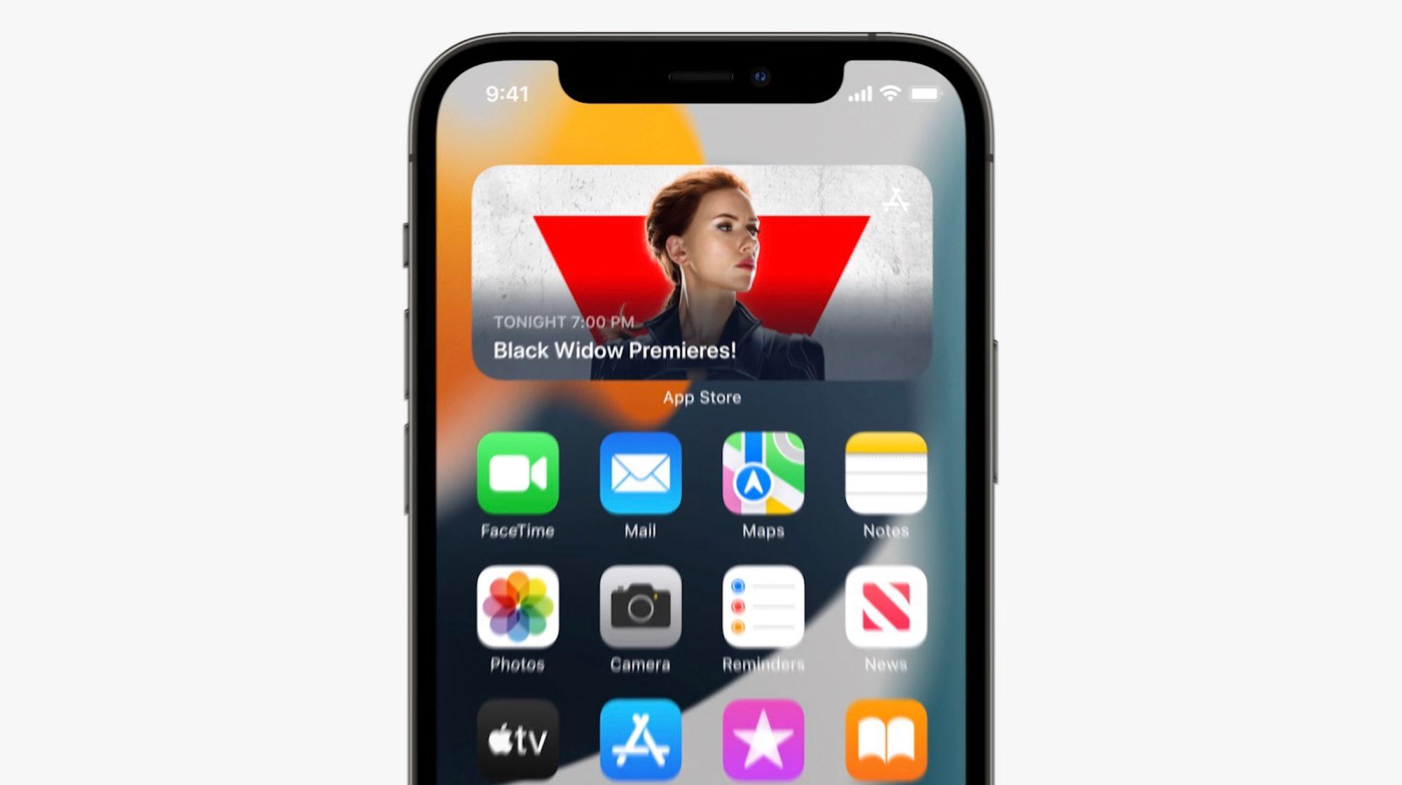 قم بتنزيل خلفيات iOS 15 الجديدة للايفون والايباد الان