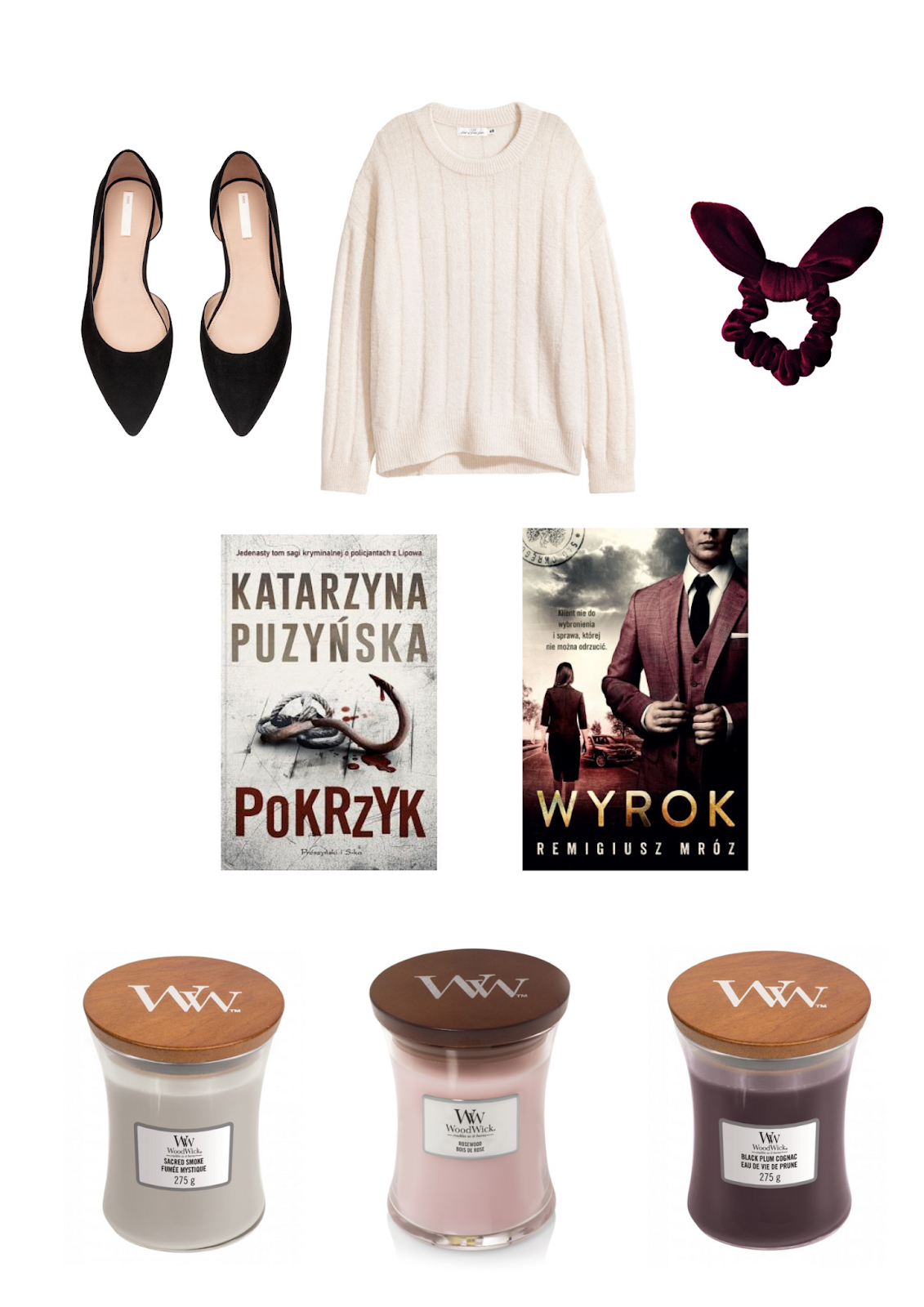 Jesienna wishlista - buty, ubrania, książki