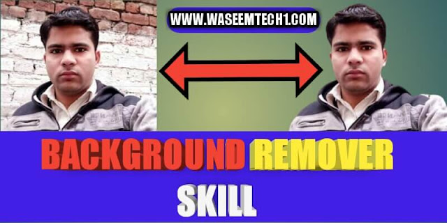 Automatic Background Remover Online Freelancing Background Remover Skill [Waseemtech1]