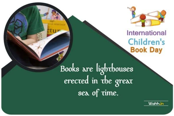 inspiring quotes from children's books in celebration of World Book Day