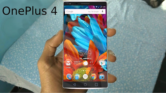 OnePlus 4 Specs and Features