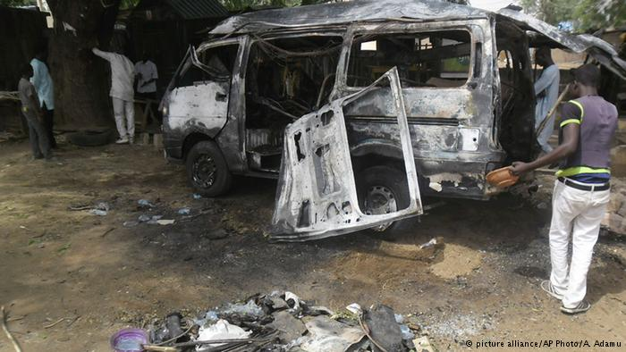 boko haram bus station today