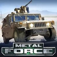 Metal Force: Car Battle Games (PvP Shooter) Apk Download