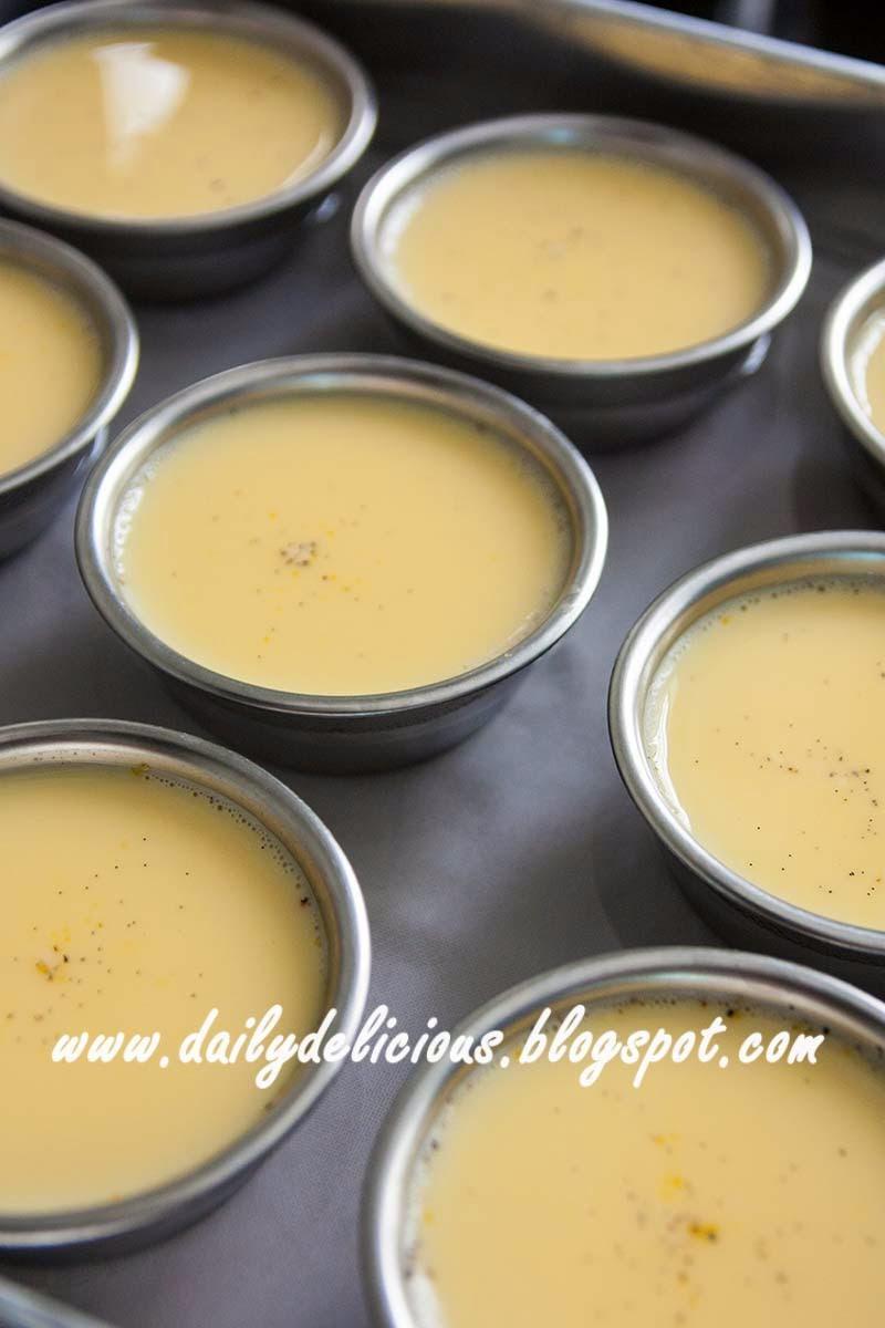 Dailydelicious Creme Caramel Caramel Custard