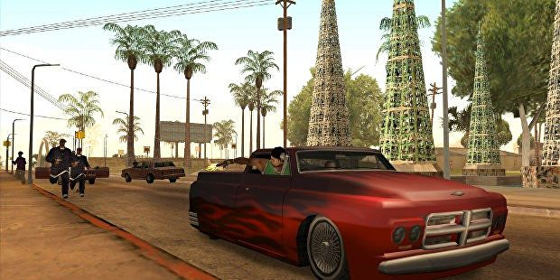 GTA San Andreas 700MB Download Highly Compressed