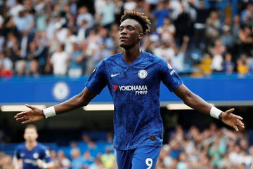 Chelsea Boss Frank Lampard Happy Striker Tammy Abraham Has Broken No.9 Curse