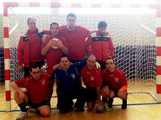 Fútbol-sala discapacitados Aranjuez